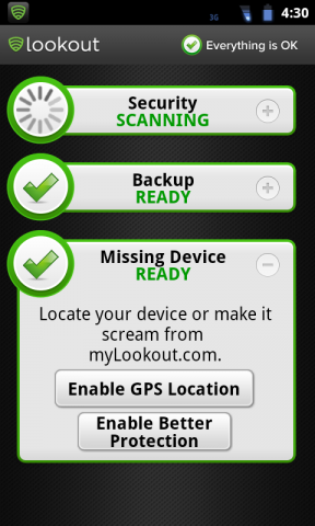 Samsung phone tracker missing or stolen device, get GPS location